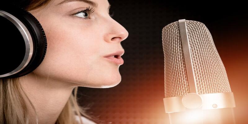 Profesyonel seslendirme sanatçılarımız